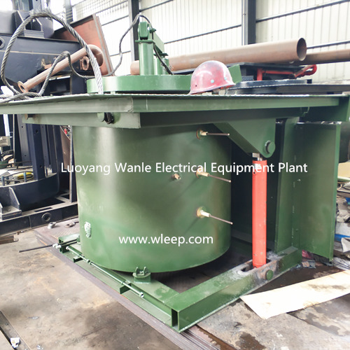 IF Induction Holding Furnace